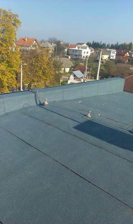 strecha LS -Dubodiel 2014